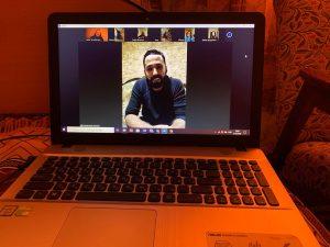 Як хмільницькі школярі на карантині вивчають англійську онлайн із волонтерами з Іорданії та Індії