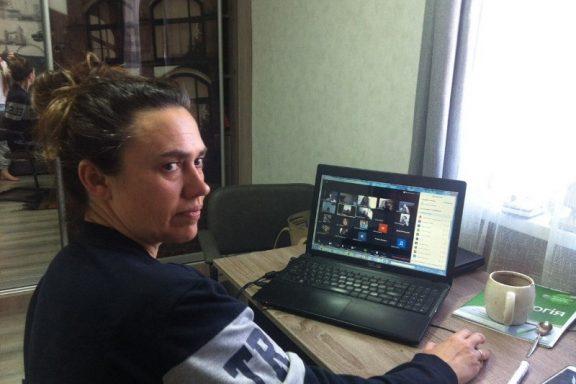 Як хмільницькі вчителі навчають школярів онлайн