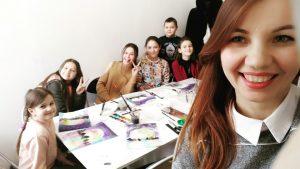 Доля – бути художницею: Тетяна Чехута про те, як стала картини писати