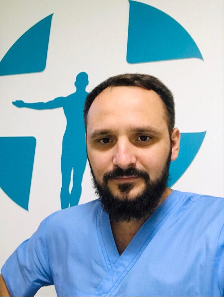 Лікар акушер-гінеколог Павло Коцюр: «Вагітність і пологи під час карантину: є два нюанси. Поговоримо?»
