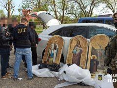 """Банда киян та одеситів """"бомбила"""" храми у п'яти областях України… Вони обікрали минулоріч церкву у Курилівці?"""