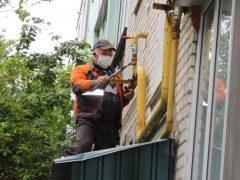 Хмільницькі газовики перевіряють мережі у місті