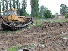 Новий спортмайданчик побудують на вулиці Лисенка у Хмільнику, а по вулиці Коцюбинського буде нова лінія зовнішнього освітлення