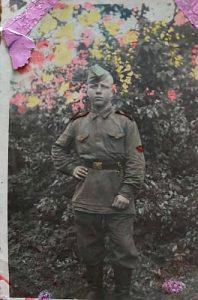 32-х німецьких солдатів взяв у полон у одному бою юний боєць з Клітищі (нині село Порик) Андрій Яременко