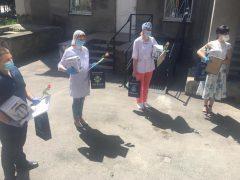 Мер Хмільника привітав медиків із професійним святом