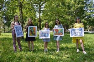 Хмільницькі юні митці вперше склали випускні іспити онлайн