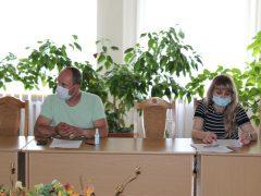 Хмільницька міськрада розглянула можливість допомоги лікарям