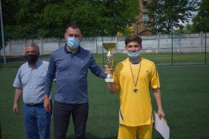 Юні футболісти з Хмільника – чемпіони області!