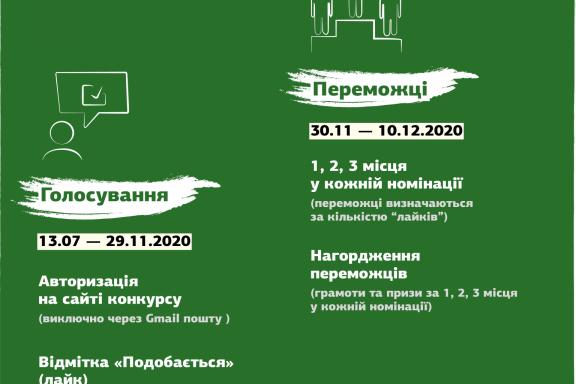 Правовий фотоконкурс стартував з 13 липня: хмільничан запрошують до участі