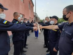 У хмільницьких рятувальників відбувся професійний тренінг (фоторепортаж)