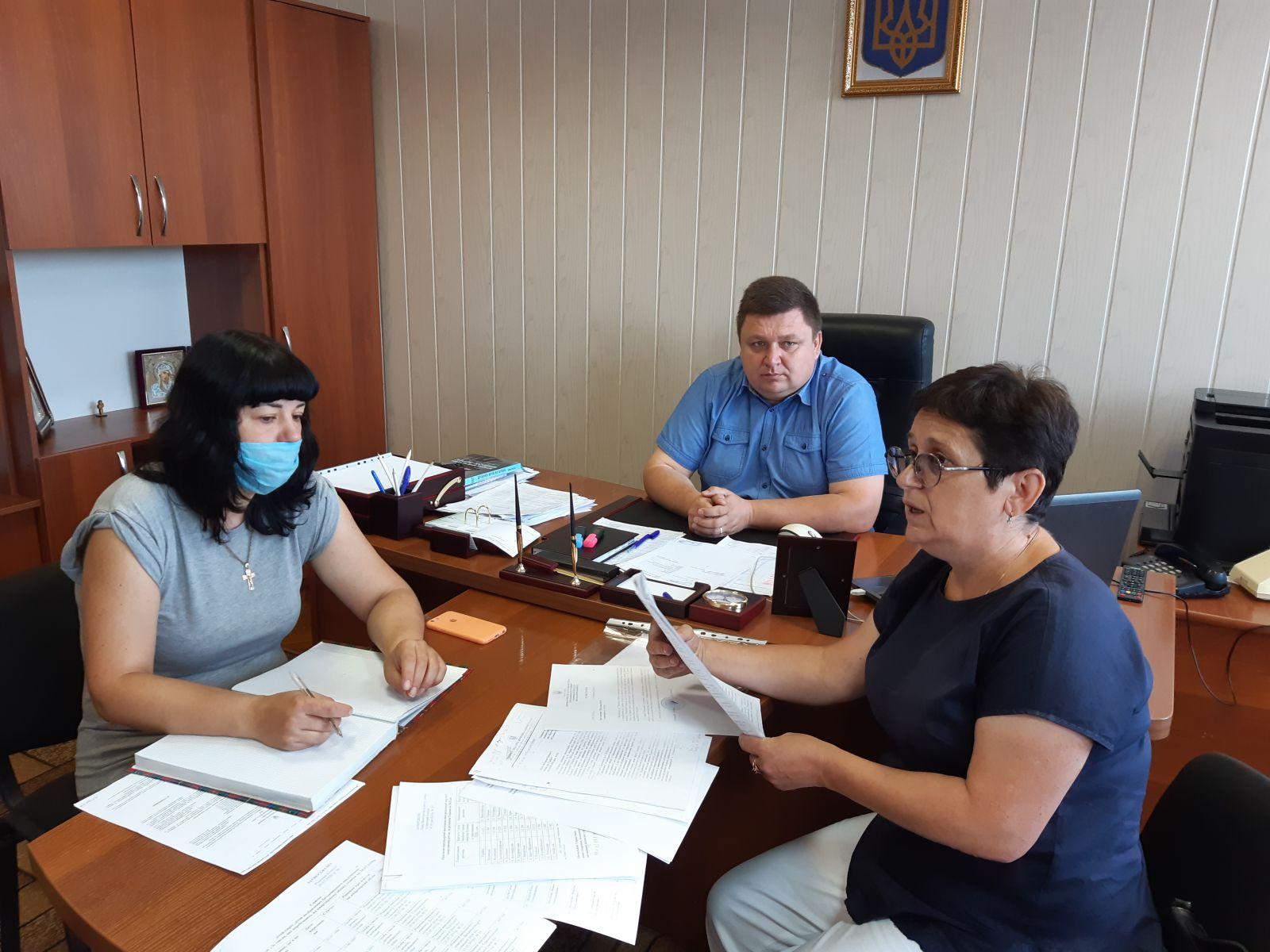 Районна комісія розглядала питання субвенції на житло дітям