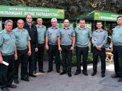 Хмільницький лісівник Володимир Ткач нагороджений за мужність під час гасіння резонансних лісових пожеж на Житомирщині