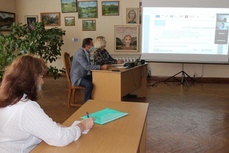 На мільйон гривень модернізують центр надання адміністративних послуг у Хмільнику