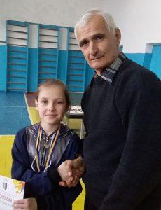 Ветерана спорту Хмільника занесено до Книги пошани