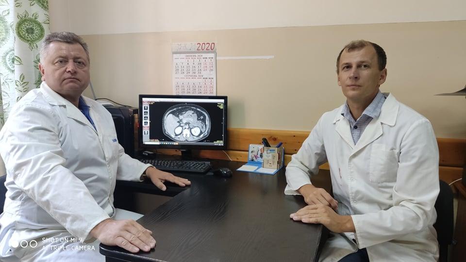 Про підступне захворювання і причини її виникнення хмільничанам розповіли фахівці-хірурги