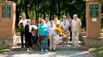 Мітинг пам'яті жертв Голокосту відбувся у Хмільнику