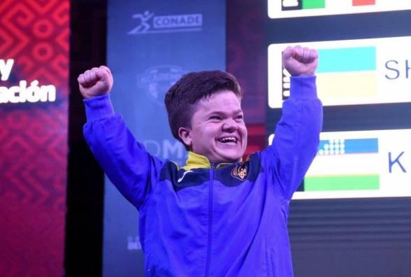 Хмільничанка Мар'яна Шевчук побила свій світовий рекорд
