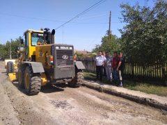 В селі Голодьки на Хмільниччині розпочали капітальний ремонт частини дороги центральної вулиці