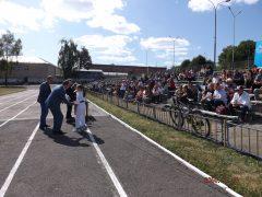 На Хмільниччині відбулося святкування Дня фізичної культури та спорту