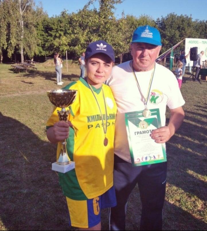 Хмільницькі шашкісти здобули переможні місця у літніх сільських спортивних іграх-2020