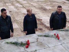 На Хмільниччині вшанували пам'ять визволителів України