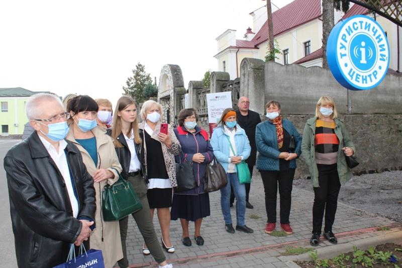 В новому інформаційно-туристичному центрі міста Хмільника надаватимуть інформаційні послуги і транспорт напрокат