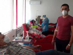 Запаси крові в області критичні: хмільничан закликають стати донорами
