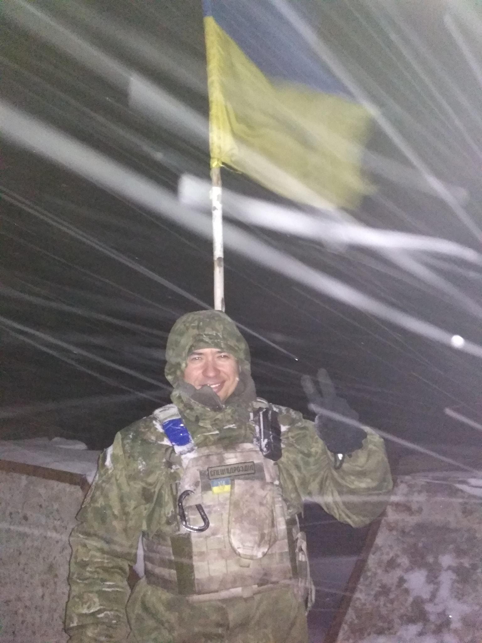 """""""В тилу є дуже багато людей, які заслуговують на те, щоб обороняти їх спокій, та й Україну здавати в жодному разі не можна!"""""""