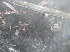 Надвечір у Хмільнику згорів автомобіль