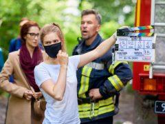 Українські рятувальники запрошують на перегляд першого серіалу про їхню відважну та небезпечну професію