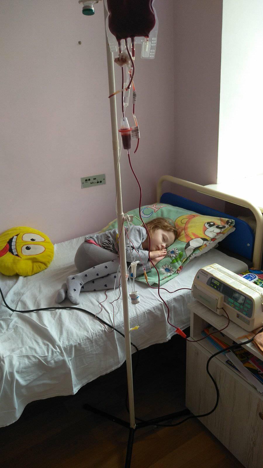 У трирічної дівчинки виявили важке захворювання: хмільничан просять про допомогу