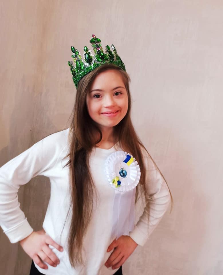 """Ангеліна з Хмільника здобула престижний титул """"Міс україночка-2020"""""""