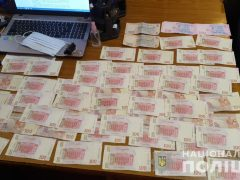 У Хмільницькому районі затримали чоловіка, який за непритягнення його до кримінальної відповідальності намагався дати хабара слідчому