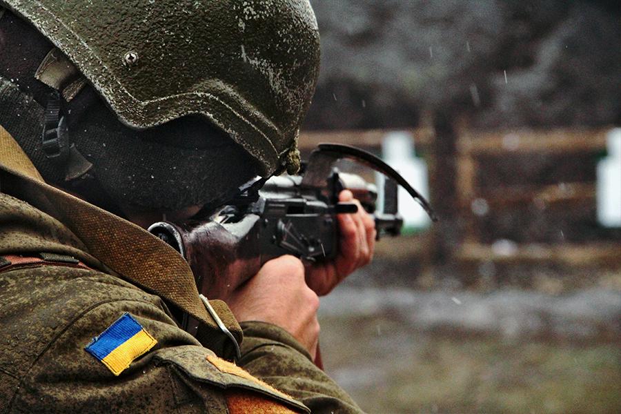 Майбутні нацгвардійці, які будуть проходити службу у військовій частині Хмільницького району, пройшли бойову підготовку за стандартами НАТО