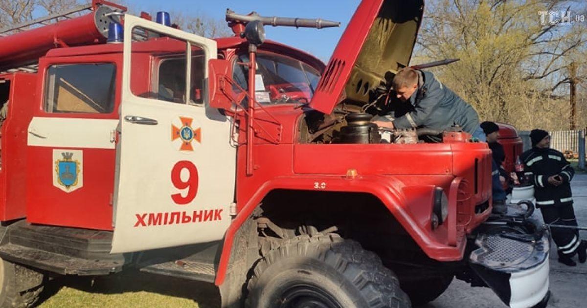 """""""Кожна подія стає історією"""": в рамках спецпроекту – відео про Хмільницьку державну пожежно-рятувальну частину"""