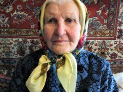 Довгожителька Хмільницького району відсвяткувала свій 100-річний ювілей