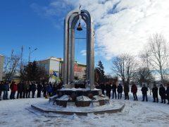 У Хмільнику вшанували учасників бойових дій на території інших держав