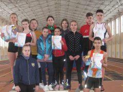 Хмільницькі спортсмени здобули переможні місця у змаганнях з легкої атлетики та вільної боротьби