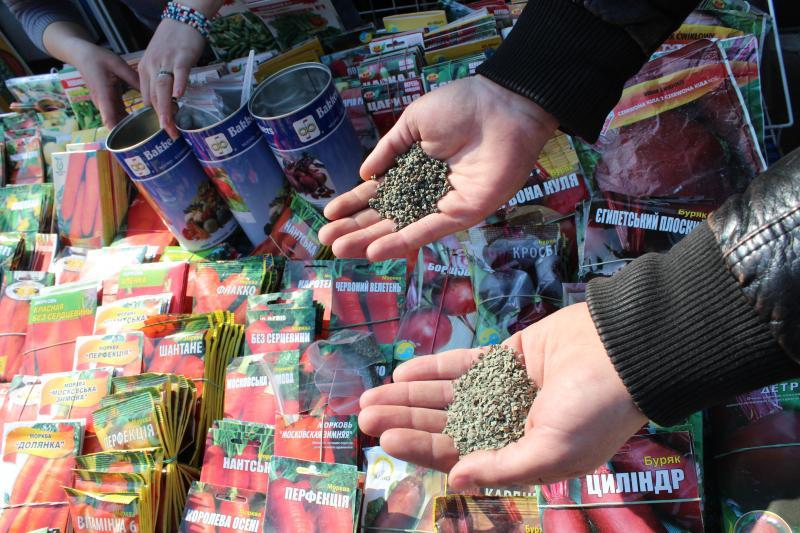Що варто знати хмільничанам при купівлі насіння овочевих культур та садивного матеріалу багаторічних рослин: пам'ятка від Держпродспоживслужби