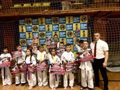 Хмільницькі спортсмени здобули 14 нагород у відкритому Чемпіонаті з Зендокай Карате-До для початківців