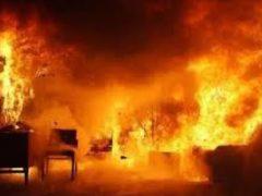 У Хмільницькому районі внаслідок пожежі загинув чоловік