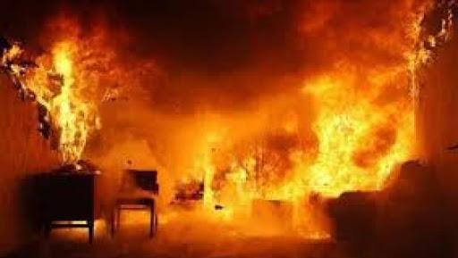 У Хмільницькому районі під час пожежі загинула людина