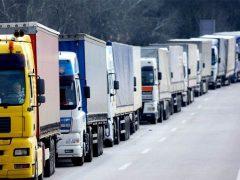 Сьогодні Верховна Рада попередньо підтримала штрафи за порушення вантажних перевезень
