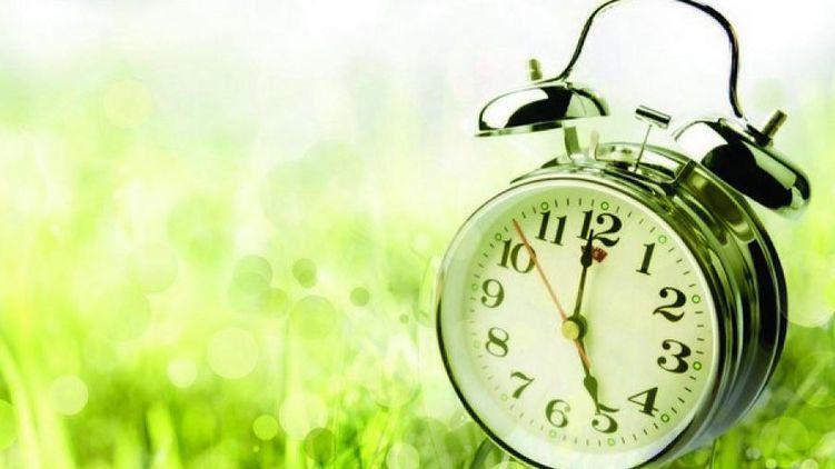 Не забудьте перевести свої годинники на літній час