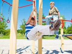 В селах Хмільницької територіальної громади з'являться 10 нових ігрових майданчики