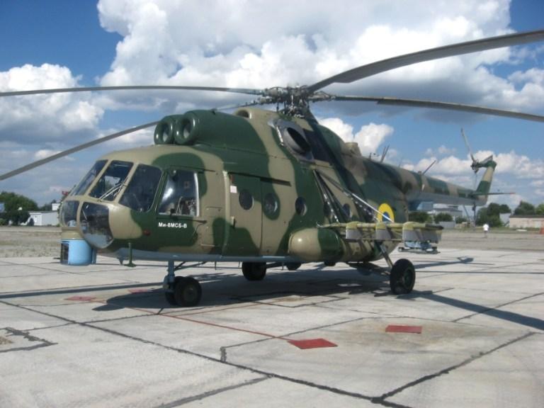 У Калинівці новоутвореного Хмільницького району розташується база авіації МВС
