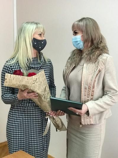 Хмільничанка очолила управління виконавчої дирекції обласного Фонду соціального страхування України