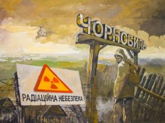 Хмільничани створили документальний фільм, в якому земляки-ліквідатори розповідають про найбільшу екологічну катастрофу