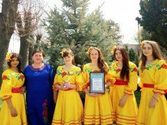 """Вокальний ансамбль """"Вишиванка"""" здобув Гран-прі в обласному фестивалі """"Подільські зорі"""""""