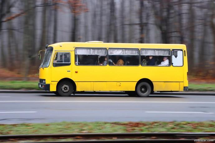 Пільговий проїзд перевізникам Хмільниччини відшкодують з обласного бюджету